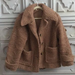 Free People Peacoat